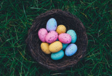 This Easter, learn how to record cash sales with a discount